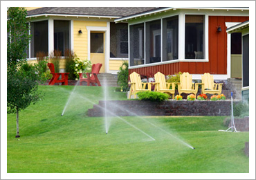 Irrigation System Installation & Repairs